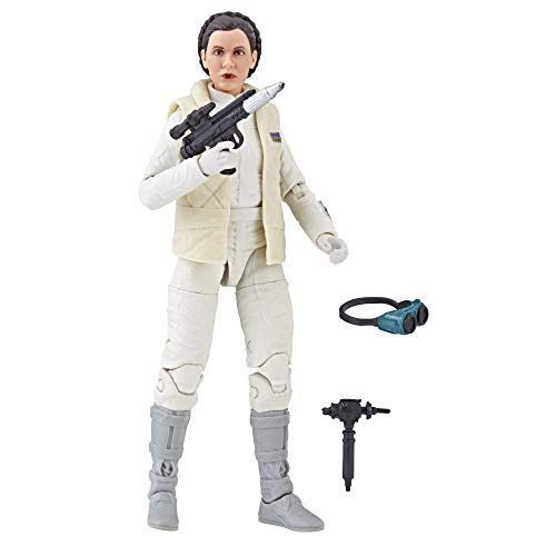 Star Wars The Black Series 6' Princess Leia Organa (Hoth) Figure