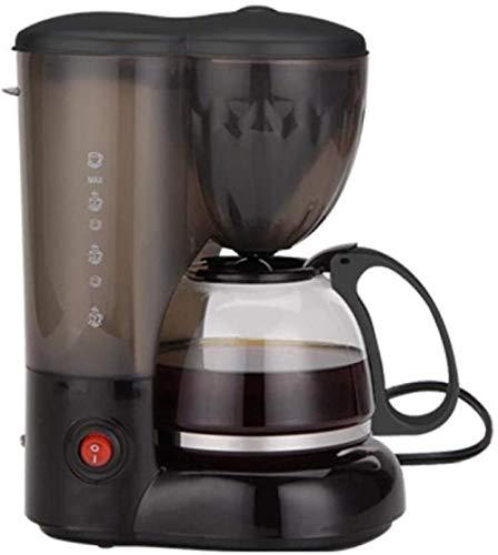 Home Business Koffiemachine Isolatie Theemachine Druppel Koffiemachine Zwart Mode Gemak voor Thuis Keukens