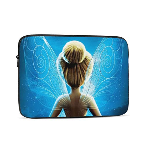 Laptop Sleeve Case- Multi Size Tinker Bell Notebook Computer Protective Bag Tablet Briefcase Carrying Bag,13 Inch