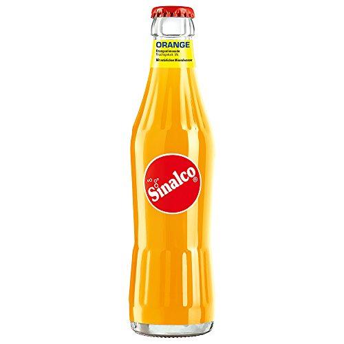 Sinalco Orange Kultgetränk 0,2l Glasflasche inkl. Pfand