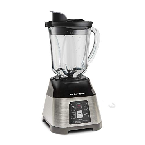 Hamilton Beach Smoothie Smart Blender with 5 Functions including One-Touch...