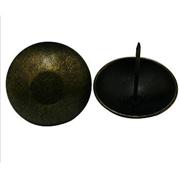 22 x 22 mm Imex El Zorro B-77052-B B-77052-B-Tachuela martel/é Plana Bronceado 10 Unidades