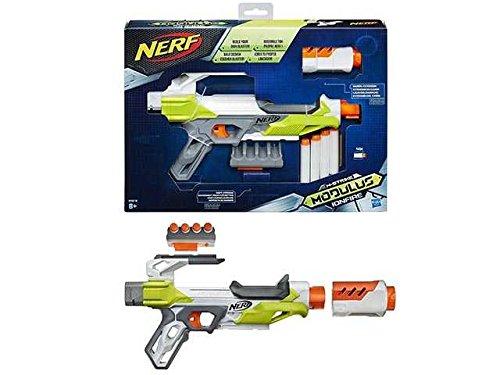 Gewehr Pistole Nerf Modulus ionfire schussfähig dardigiocattolo Lernspielen lernen Spielzeug Spiel Idee Geschenk Weihnachten # AG17