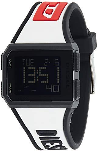 Diesel Reloj Analógico-Digital para Hombre DZ1922