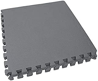 Suelo goma eva o puzle suelo bebé. 60x60, espesor 10 mm, total 2,22 m2. Útil como alfombra puzle de goma eva Variedad de colores. Pack 6 losetas.
