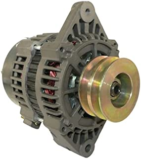 DB Electrical ADR0300 Hyster Forklift Industrial and Marine Alternator For 8468,  Marine Power Inboard and Stern Drive Various 1997-2016