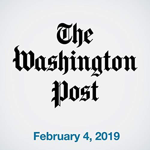 February 4, 2019 copertina