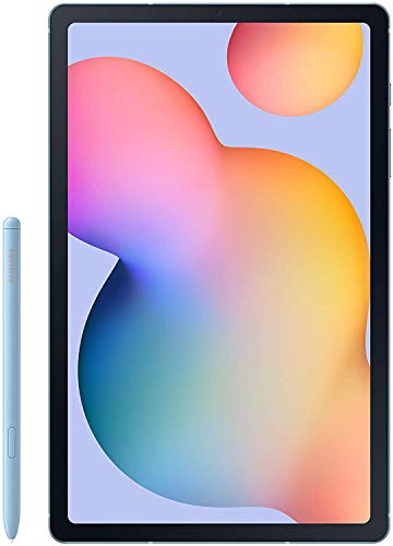 Samsung Galaxy Tab S6 Lite 4G P615 10.4' 64GB 4GB RAM versión internacional - Angora Blue