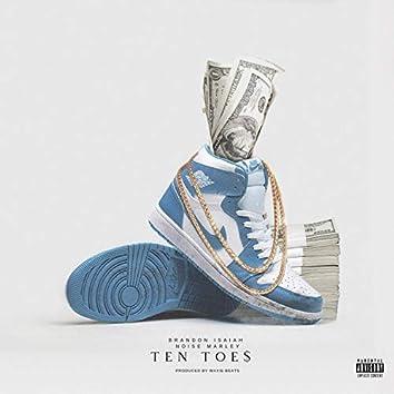 10 TOE$ (feat. Noise Marley)