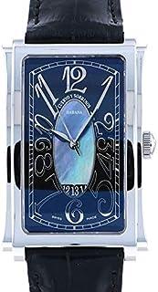 クエルボ・イ・ソブリノス CUERVO Y SOBRINOS プロミネンテ ソロテンポ デイト 1012-1TG 中古 腕時計 メンズ (W176150)