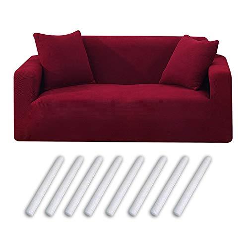 Maluokasa Soild - Funda elástica para sofá de 1 a 2 plazas