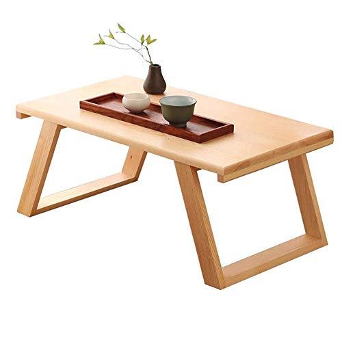 Tea Tavolo da Salotto Bovindo Table bay Finestra Tabella Giapponese Piccolo Tavolino Balcone Tabella di tè Cucina Piccolo Tavolo da Pranzo (Size : XXL)