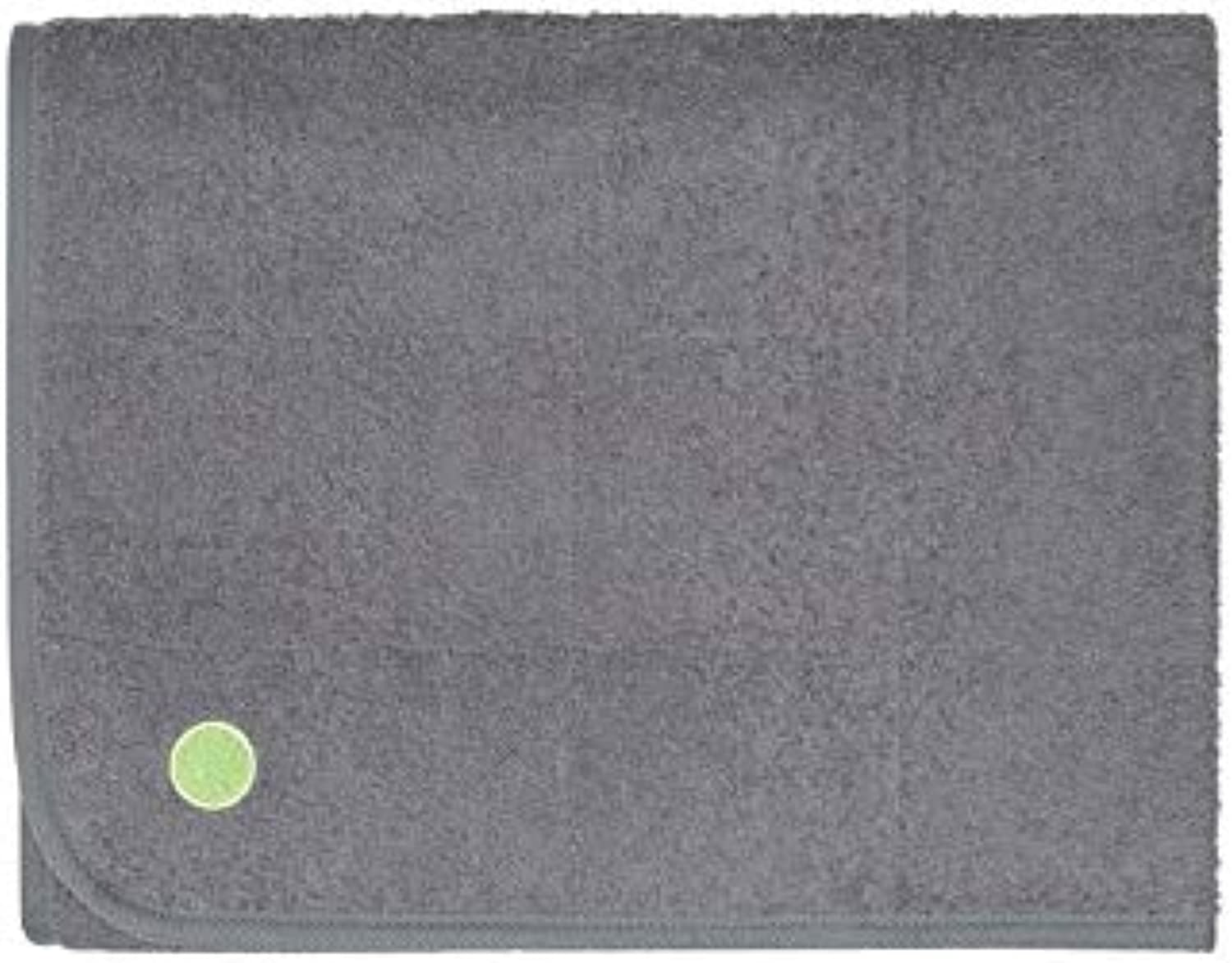 PeapodMats 3x5 Waterproof Bedwetting Incontinence Mattress Predector Pad (Dark Grey)
