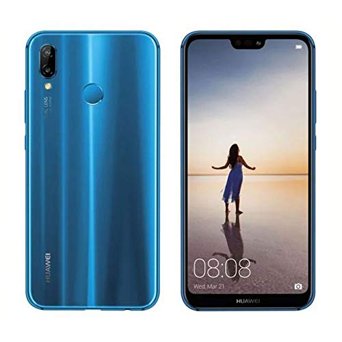 Huawei 774793 64 GB P20 Lite UK SIM-Free Smartphone - Dark Blue