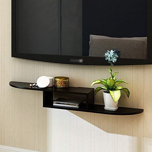 Wangczwj rek van hout, tv-meubel, wanddecoratie, opslag, decoratief, wandframe, multifunctioneel, voor woonkamer, bar, café