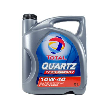 Total TO7E10405 Quartz 7000 Energy 10W40, 5 l