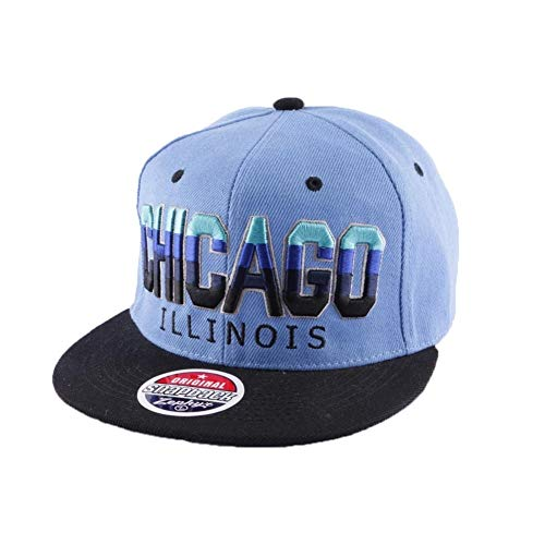 Hip Hop Honour Snapback Chicago Illinois - Mixte