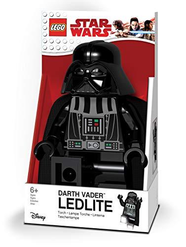 Lego Luces Star Wars Darth Vader antorcha