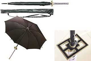 S2723 Bleach SENBONZAKURA Kuchiki BYAKUYA Samurai Sword Umbrella W/Bag 39.5