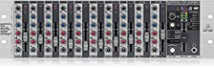 "Premium ultra-low noise, high headroom analog 3U rack mount mixer 8 state-of-the-art XENYX Mic Preamps comparable to stand-alone boutique preamps Neo-classic ""British"" 2-band EQs for warm and musical sound Studio-grade FX processor with 100 awesome p..."