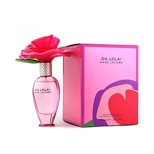 Marc Jacobs Oh Lola femme/women, Eau de Parfum Vaporisateur, 1er Pack (1 x 50 ml)