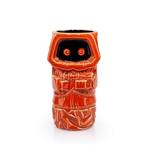 STAR WARS Geeki Tikis Jawa Mug | Crafted Ceramic | Holds 14 Ounces