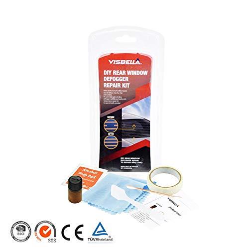 DIY Heckscheibe Defogger Repair Kit Repair Mist Linie Von Auto Glasscherben Defogger Grid Linien Handwerkzeug-Set