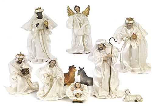 Artículos religiosos de Paben Set Belén Completo 10 sujetos cm. 30,8