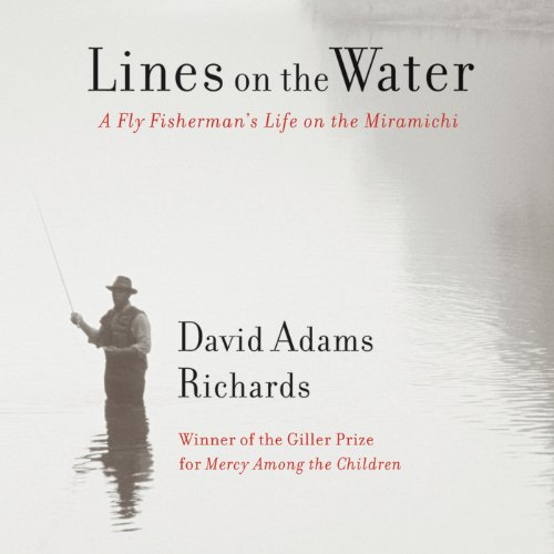 Lines on the Water audiobook cover art