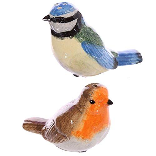 Salz-und Pfefferstreuer Set BRITISH BIRDS