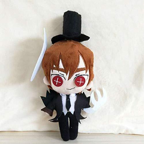 HHtoy 20cm Jack Peluche Oreiller Toy Identité V Anime Figures Poupées Cartoon Peluche Douce Marionnettes Enfants Enfance Playmate Anniversaire Cadeau de Noël