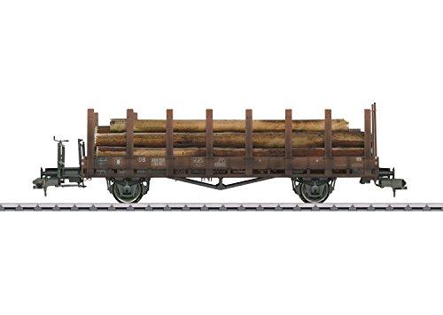 Märklin 58385 - Rungenwagen R 10, DB, Spur 1