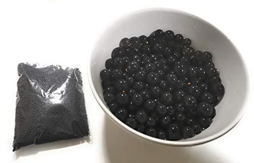 J&J - Paquete de 10.000 perlas de agua de gel de colores diferentes, perlas de agua, cristal, gel, tierra, jarrón para decoración de...