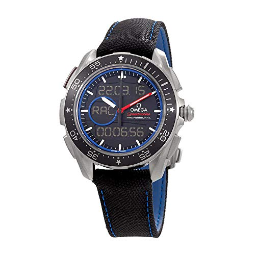 Omega Speedmaster X-33 Regatta Mnes Limited Edition Watch 318.92.45.79.01.001