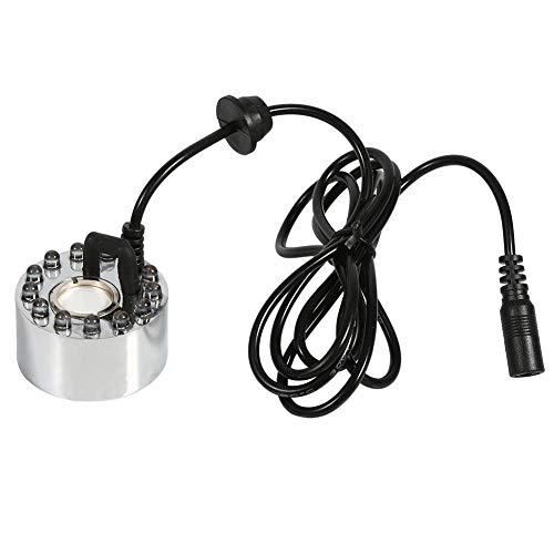 Denash Humidificador humidificador de Aire Fabricante de Niebla, Fabricante de Niebla, humidificador de Niebla de Agua, para Patio para Fuente(#2)