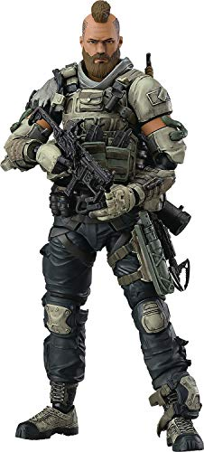 figma CALL OF DUTY(R): BLACK OPS 4 ルイン ノンスケール ABS&PVC製 塗装済み可動フィギュア
