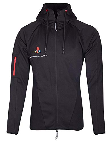 Playstation - Japan - Zipper Hoodie | Offizielles Merchandise, Größe:L