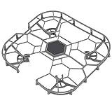 Cubierta Protectora para Drones, Protector de Hélice Cubiertas Protectoras Antirrayas Livianas para Drones Compatibles con Tello Drone