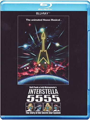 Interstella 5555: The 5tory of the 5ecret 5tar 5ystem [Blu-ray]