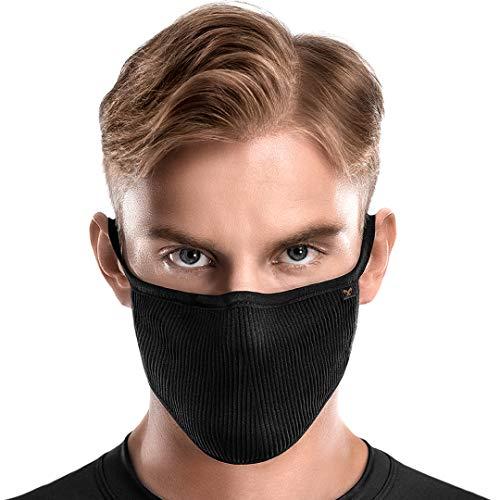 NAROO F.U. Plus Koper - Masker - Antimicrobieel - Anti-Hooikoorts - Maat S - Hooikoorts Klachten