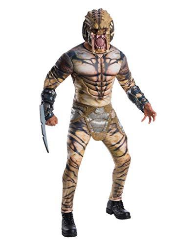 Horror-Shop Disfraz De Depredador De Lujo XL
