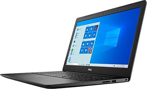 2021 Dell Inspiron 15.6' HD Laptop, Intel Pentium Gold 5405U Processor, 4GB Memory,128GB SSD, Intel UHD Graphics, HDMI, Webcam, Bluetooth, Windows 10 S, Black, w/ IFT Accessories