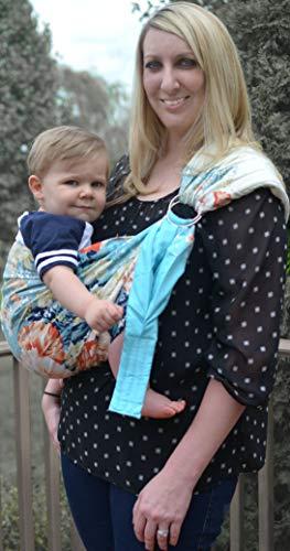 Lite-on-Shoulder Baby Sling Carrier