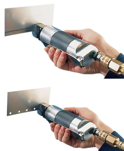 Pneumatic Air Body Panel Flanger / Punch Tool