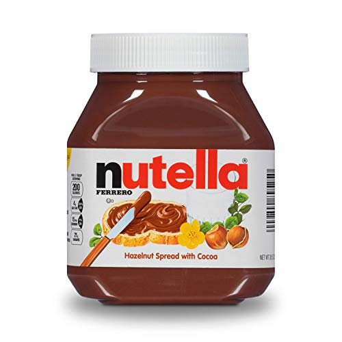 26.5oz Nutella Chocolate Hazelnut Spread  $5.28 at Amazon