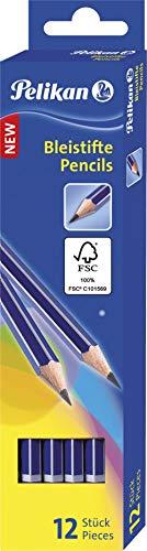 Pelikan 978874 Bleistift Härtegrad 2B, 12 Stück