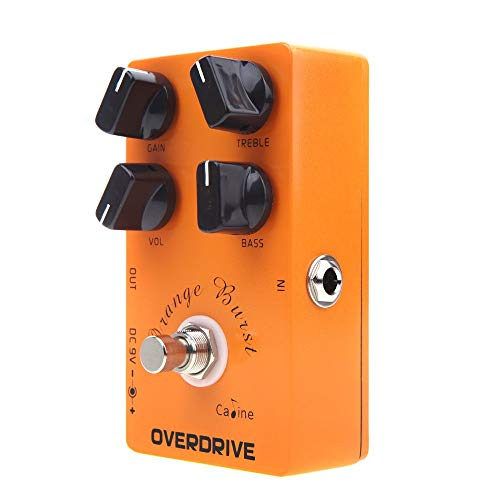 Amazing Deal Dingq Overdrive Guitar Pedal
