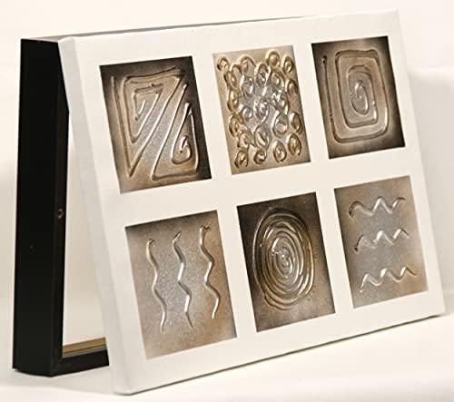 Cuadroexpres - Tapa de Contador Pintada 37x22x4 cm (Interior) Caja Decorativa el...