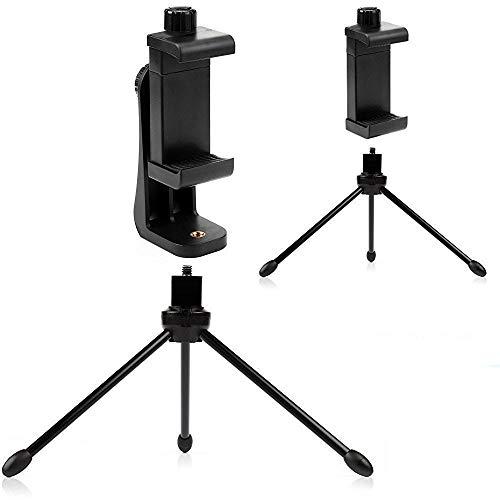 Eariy - Soporte para teléfono móvil con giro de 360 grados, compatible con iPhone, giratorio 360 grados