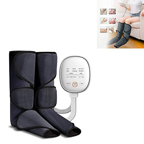 Why Should You Buy Air Pressure Leg Massager Air Massager for Foot and Calf with Handheld Controller...